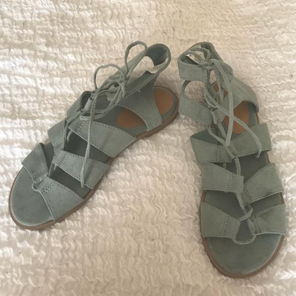 d4328b2cc5d ... Light Blue Gladiator Sandals